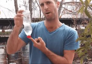 השקיה חסכונית לצמחים במרפסת ובבית